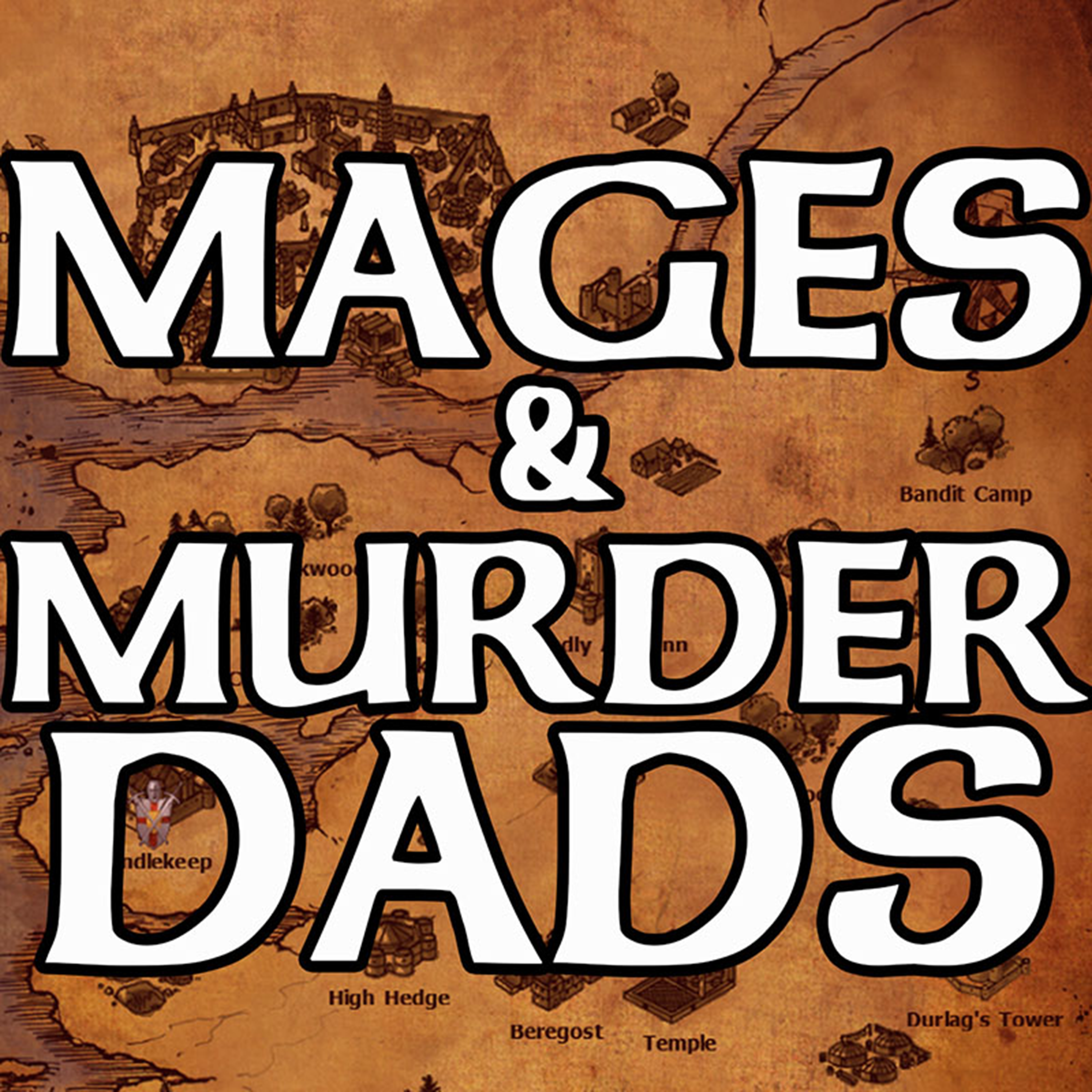 Mages & Murderdads